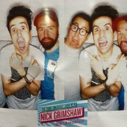 Gogglebox stars on Radio 1 with Nick Grimshaw