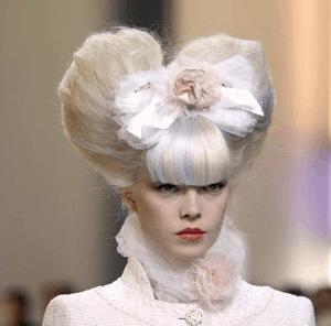 Valentine hair at Lustig and webb