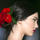 Kendall Jenner Chignon from L&W