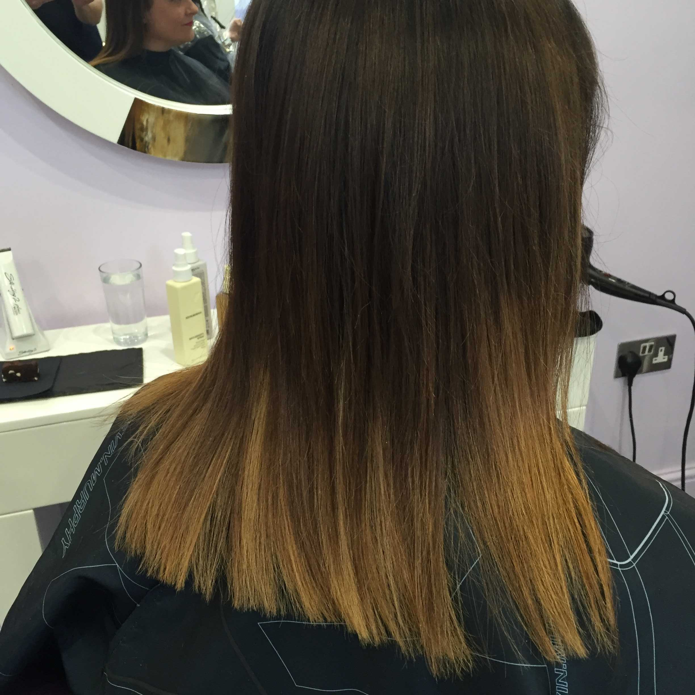 Smooth hair by Lustig & Webb Hurstpierpoint